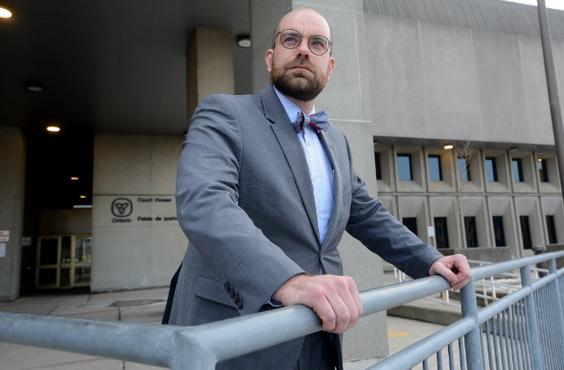 London lawyer Nick Cake still shaken one year after client Samuel Maloney was shot dead in police raid