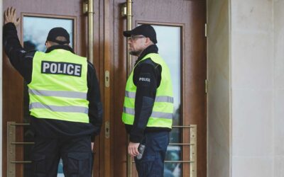 The Police Can't Open Your Door, and You Don't Have To
